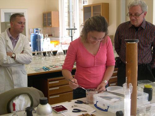 Sealing a jar with gelatine