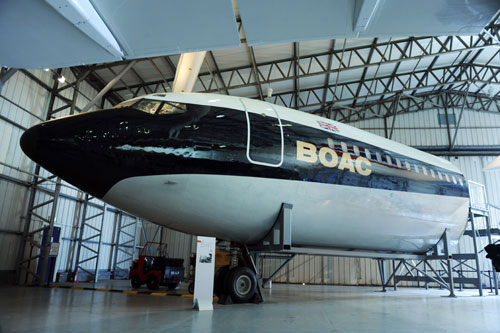 The Boeing 707 in the Jet Age exhibition