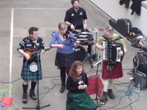 The Canongate Cadjers