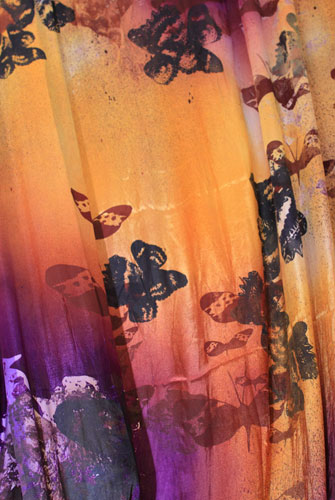 An example of the insect inspired prints