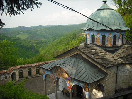 Solkolski monastery