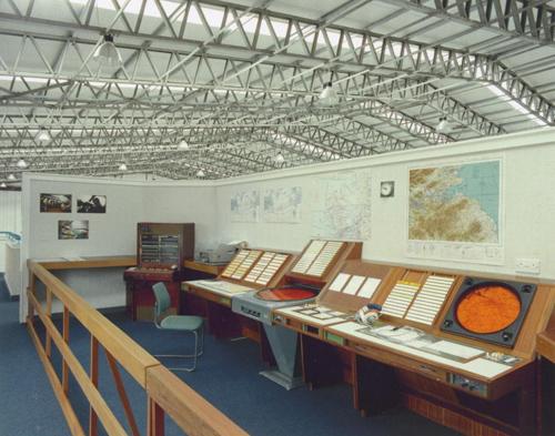 Prestwick Air Traffic Control