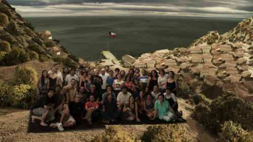 The crew who worked on Diary of a Residence in Chile