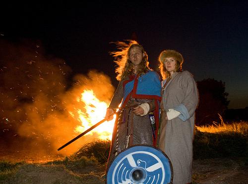 The Glasgow Vikings