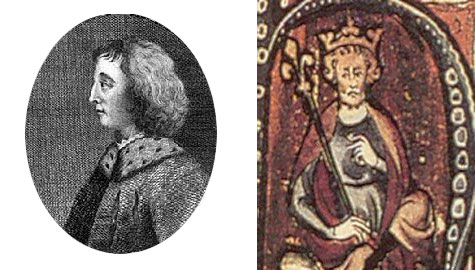 Malcolm II and Cnut