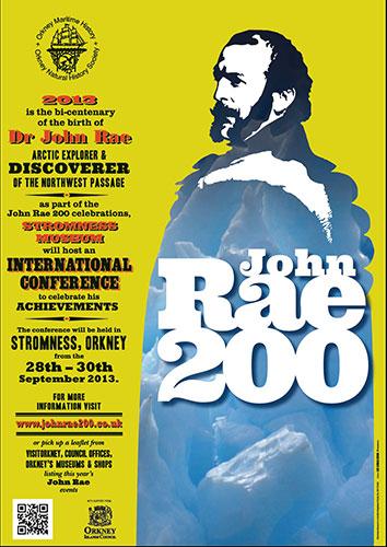 Poster for John Rae 200