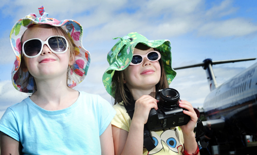 Enjoy the air display at the Airshow, National Museum of Flight, East Fortune on Saturday 27 July 2013