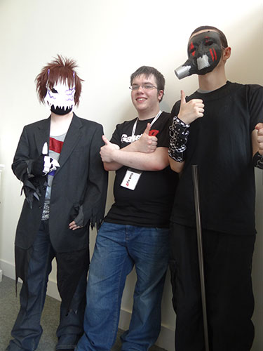 Costumes created by the group