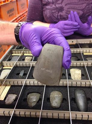 Stone axehead