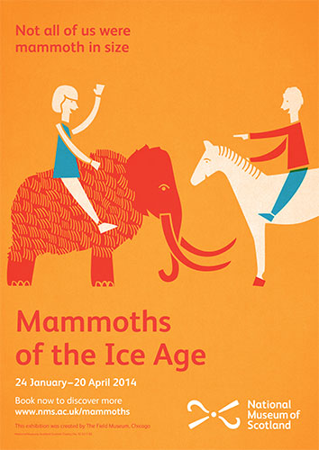 Pygmy mammoths were the size of a horse
