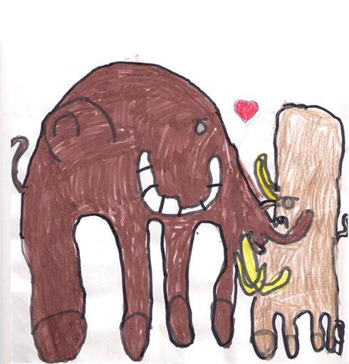 Mungo the mammoth