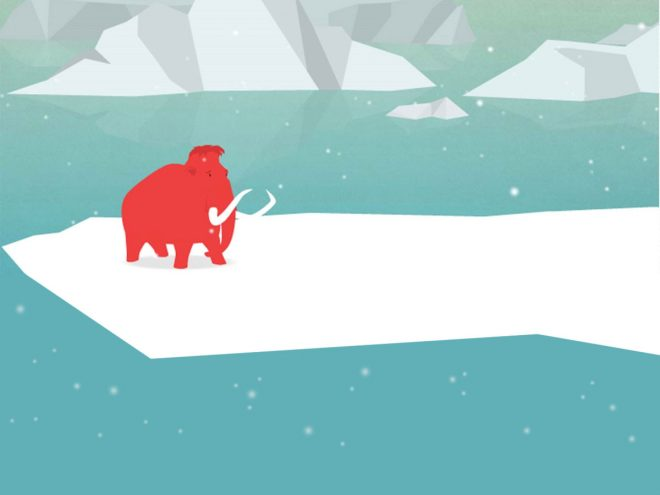 Mammoths of the Ice Age game