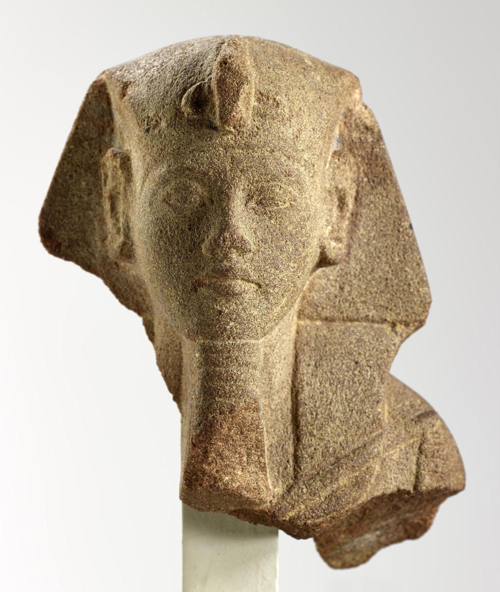 Akhenaten and Nefertiti busts Egypt Kemet Egypt Ancient