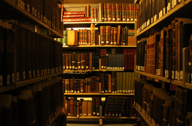 The Special Collections store
