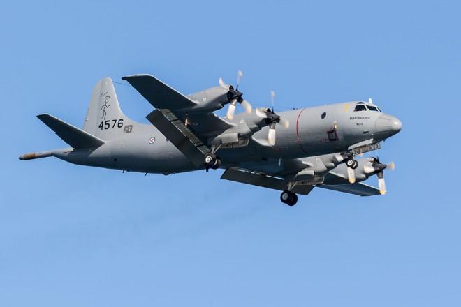 Royal Norwegian Air Force Lockheed P3C maritime patrol  aircraft