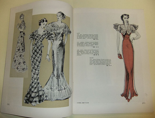 Catalogue from Jenners Department Store, 1935
