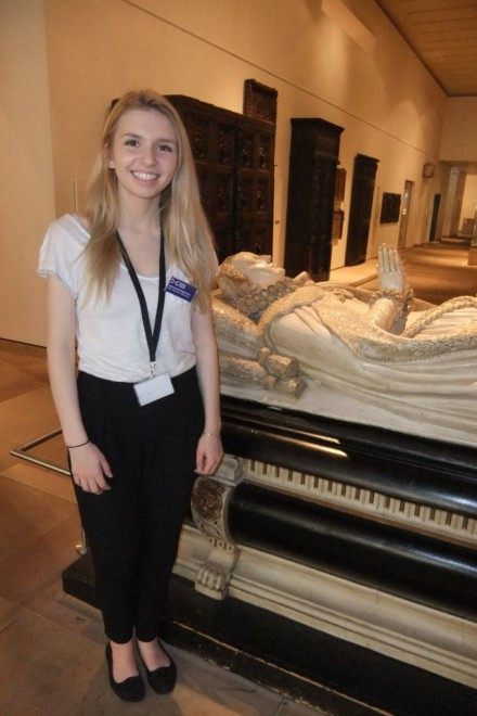 Sarah in the Kingdom of the Scots gallery