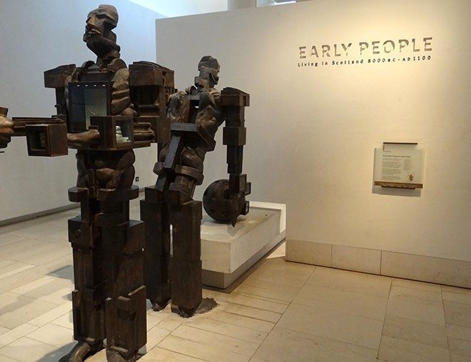 Early People gallery