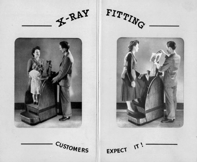 You\u0027ll never believe how 1930s sales assistants measured