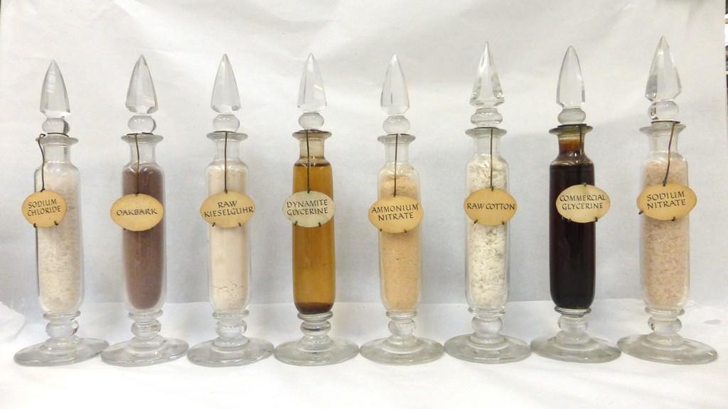 6 Nobel's explosives