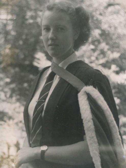 Ann Rawson Gordon (1928-2006)