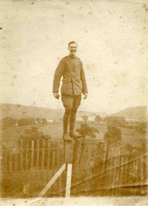 Tori Adams' great grandfather