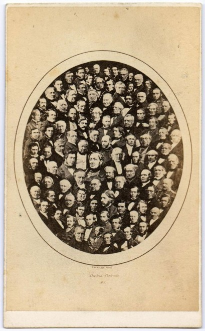 Photomontage by George Washington Wilson