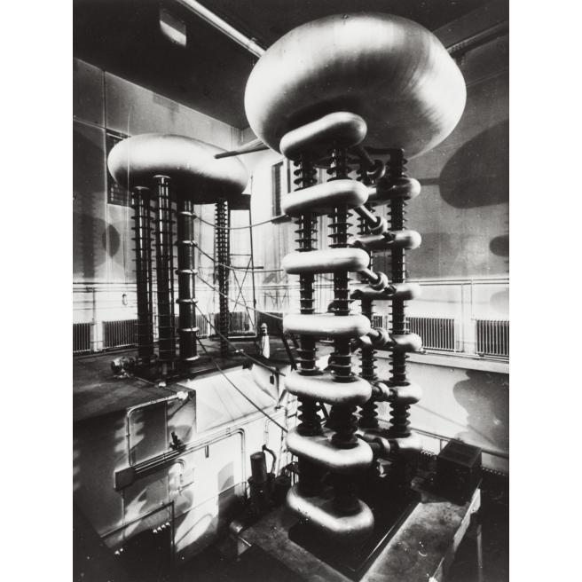 Cockcroft-Walton accelerator