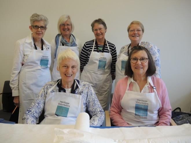 Our EDFAS volunteers
