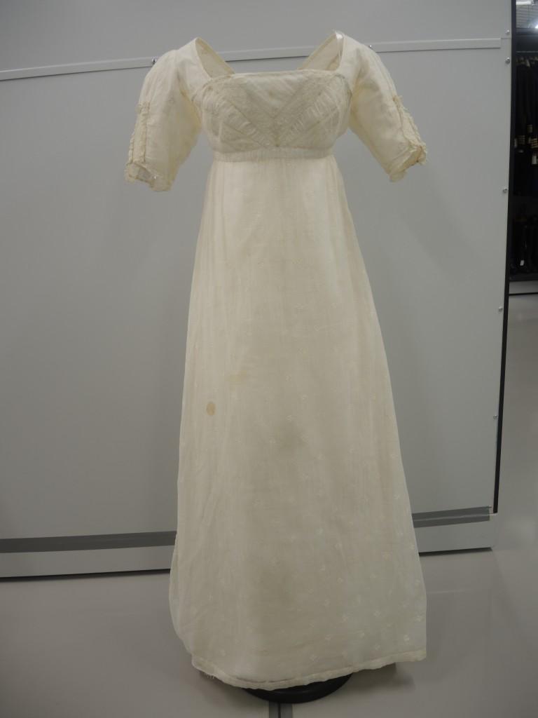 White muslin 7