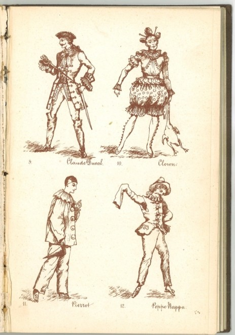 Gentlemen's Fancy Dress: How to wear it. 1882.