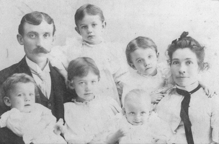 Eileen Krugel The Cronins, family photography, victorian photography, Photograph submitted by Elizabeth Pigou-Dennis. Portrait, Photography, Mooc, National Museums Scotland, Victorian Photography.