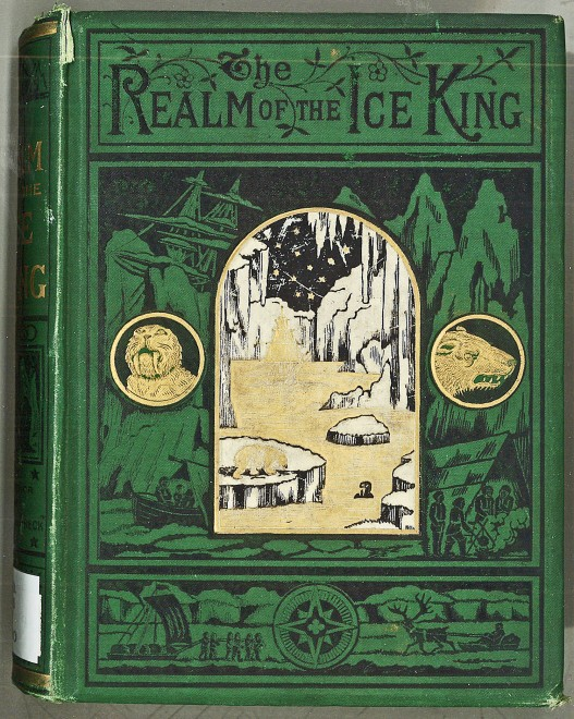 The Realm of the Ice King, Thomas Frost, 1874