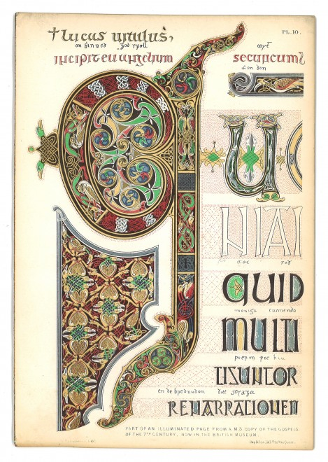 Inside the book: The Origin and Progress of the Art of Writing, Henry Noel Humphreys, 1810-1879