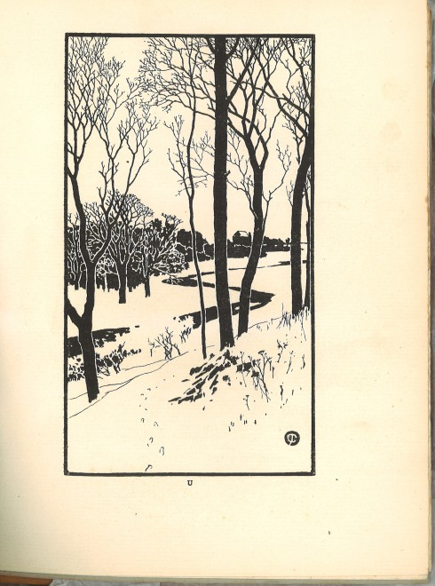 The Four Seasonal Issues of Evergreen, Patrick Geddes, 1895-6