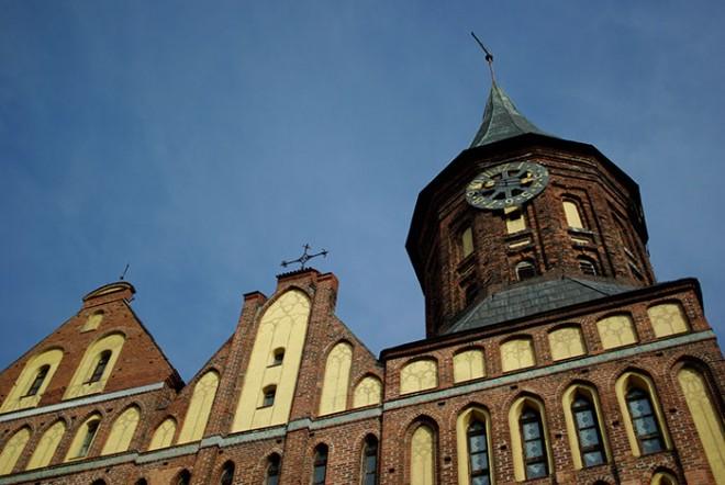 Königsberg Cathedral © Benoit Chauvin.