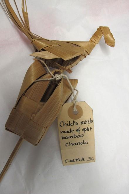 Child's rattle