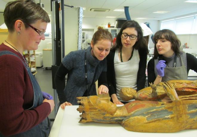 Artefact Conservation Consultation