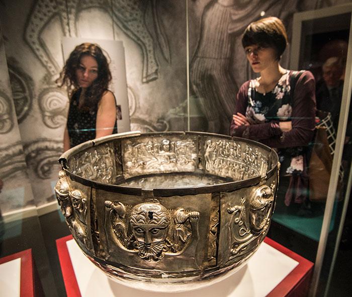 Celts exhibition