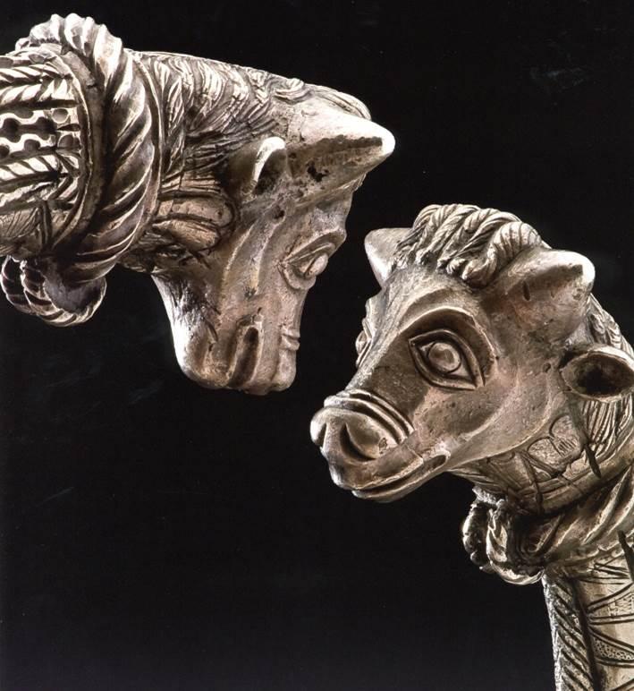 Trichtingen (Germany) torc detail (200–50 BC). © P Frankenstein / H Zwietasch; Landesmuseum Württemberg, Stuttgart
