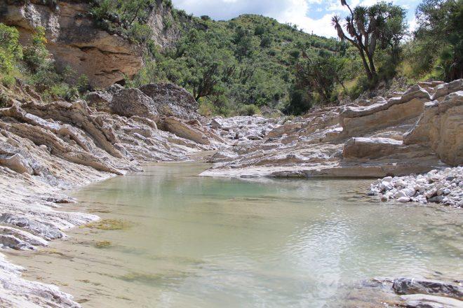 Tzicatacoyatle Canyon