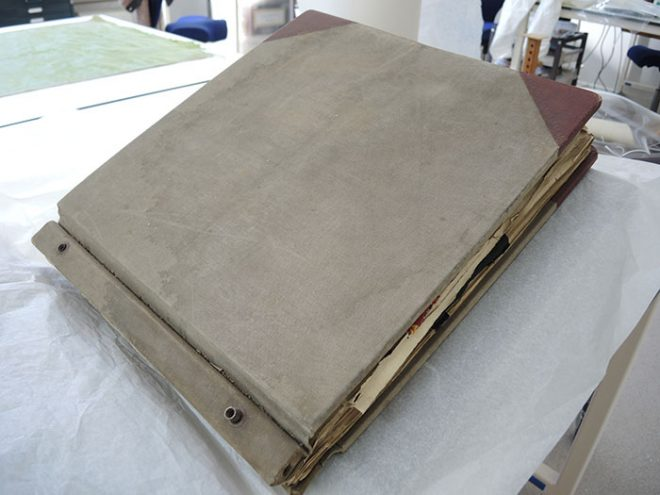 The laboratory book