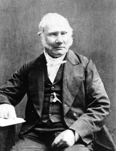 Reverend Robert Stirling