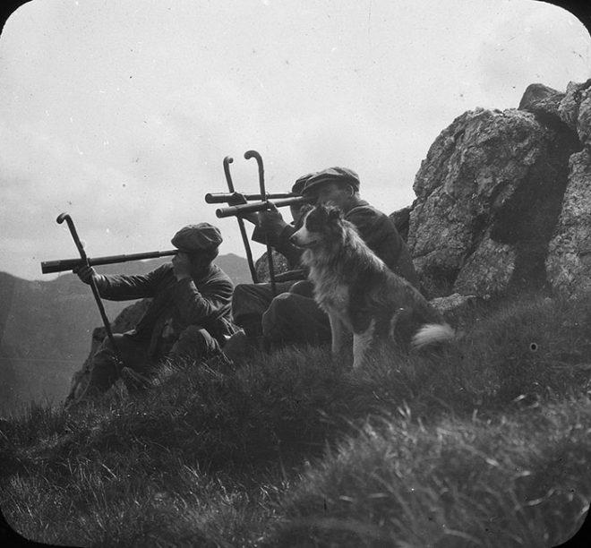 Hunters, 1880-1920