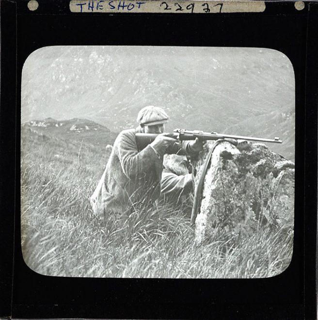 Hunter, 1880-1920