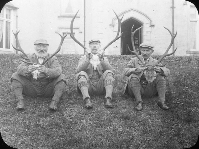 Hunters and hunted, 1880-1920