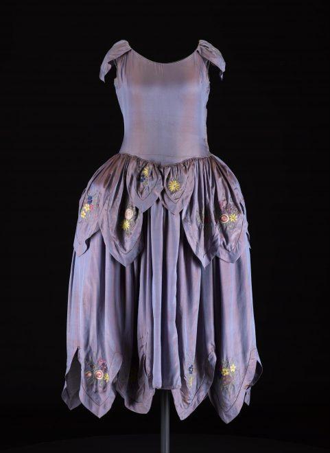 Lanvin robe de style, c.1924.