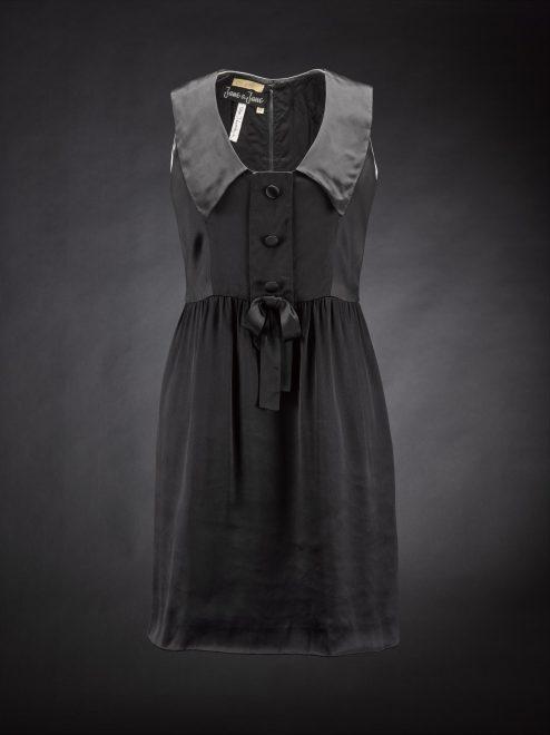 Jean Muir mini dress, c.1964.