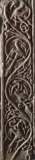 Griffins on the Hilton of Cadboll stone