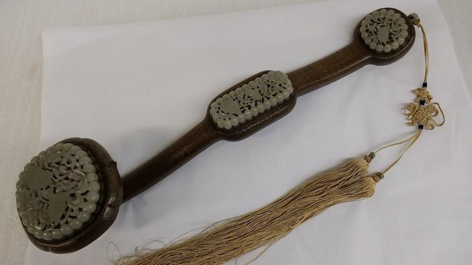 Jade sceptre